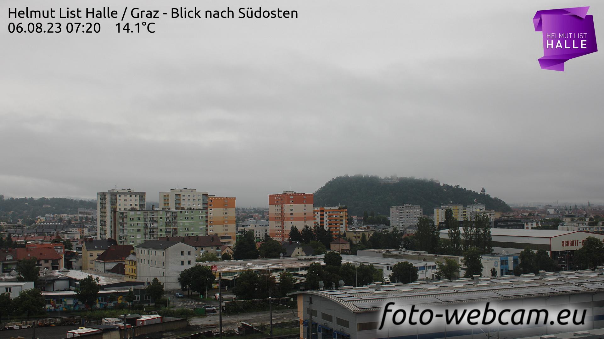 Graz Sun. 07:32