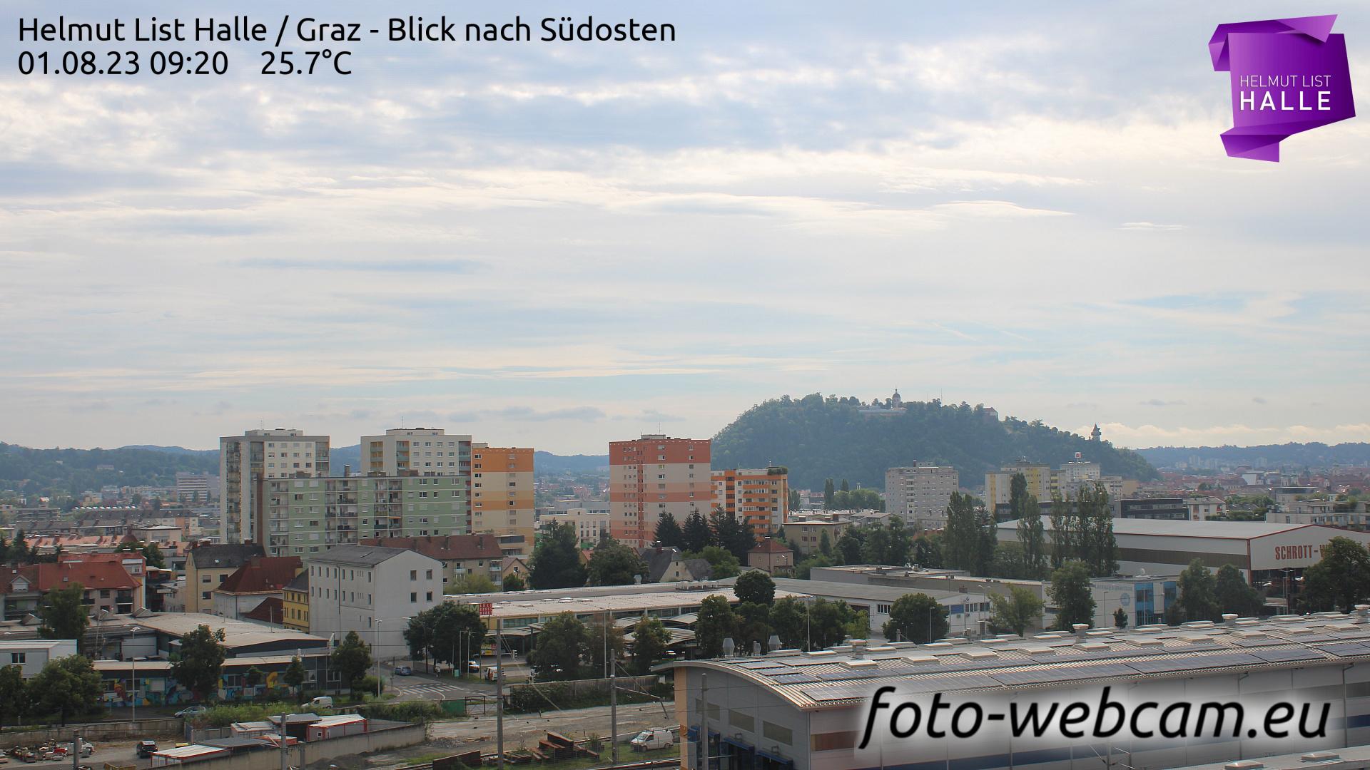 Graz Sun. 09:32
