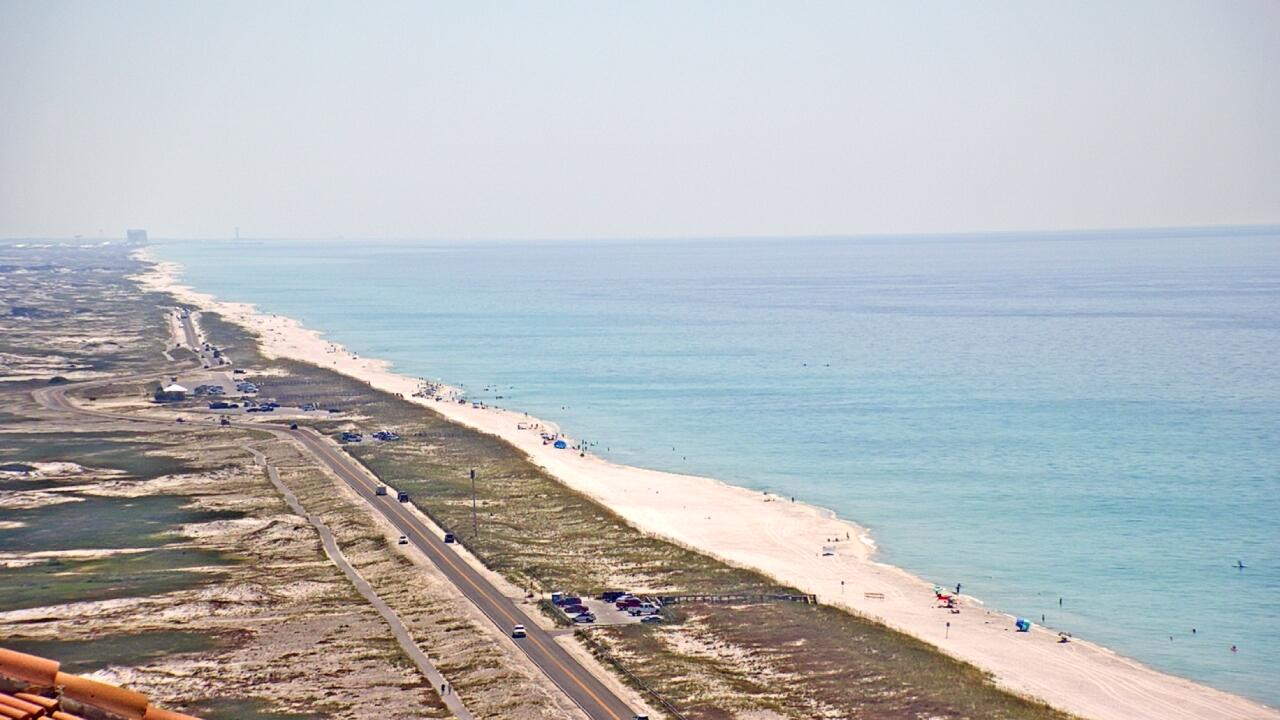 Gulf Breeze, Florida Mon. 10:28