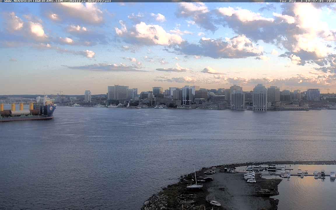 Halifax Tue. 19:47