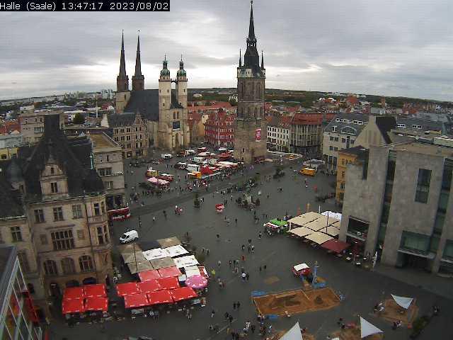 Halle Webcam