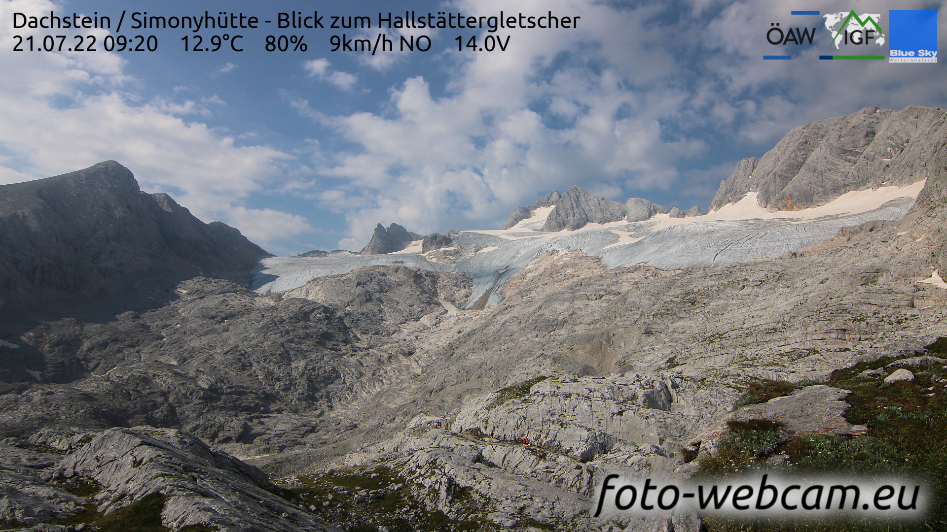 Hallstatt Wed. 09:32