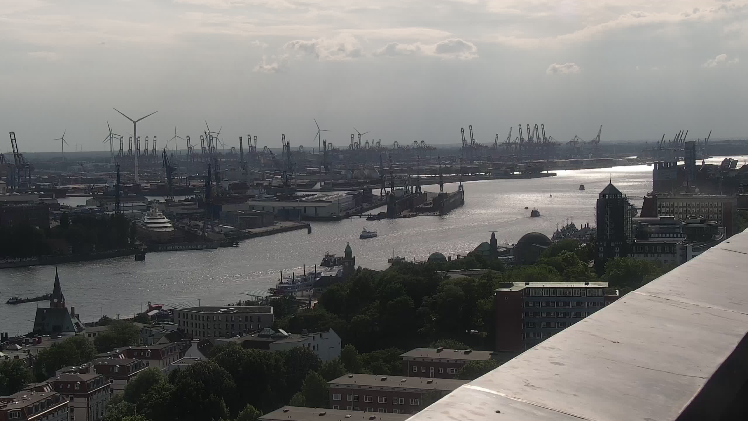 Hamburg Webcam