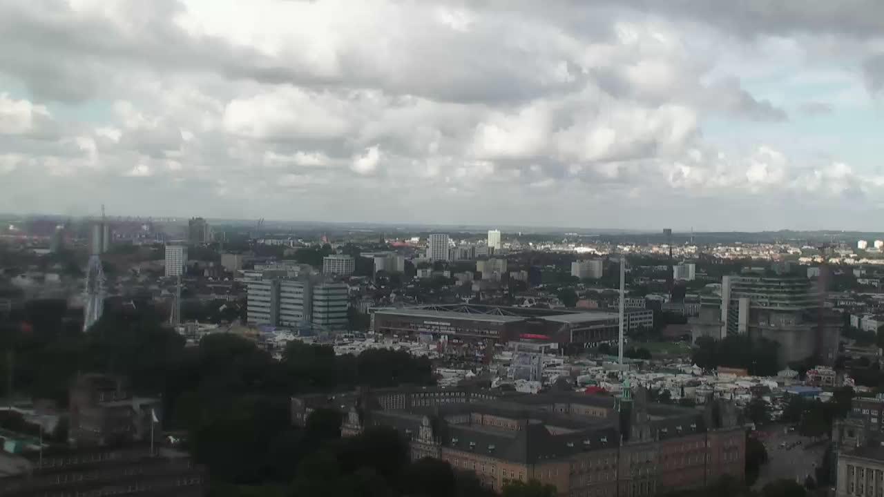 Hamburg Thu. 10:16