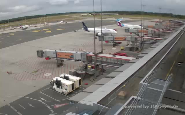 hamburg flughafen hamburg webcam galore. Black Bedroom Furniture Sets. Home Design Ideas
