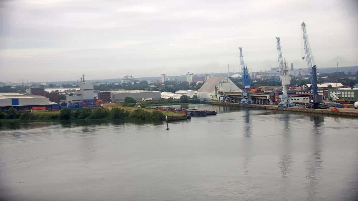 Webcam Live Hamburg Hafen