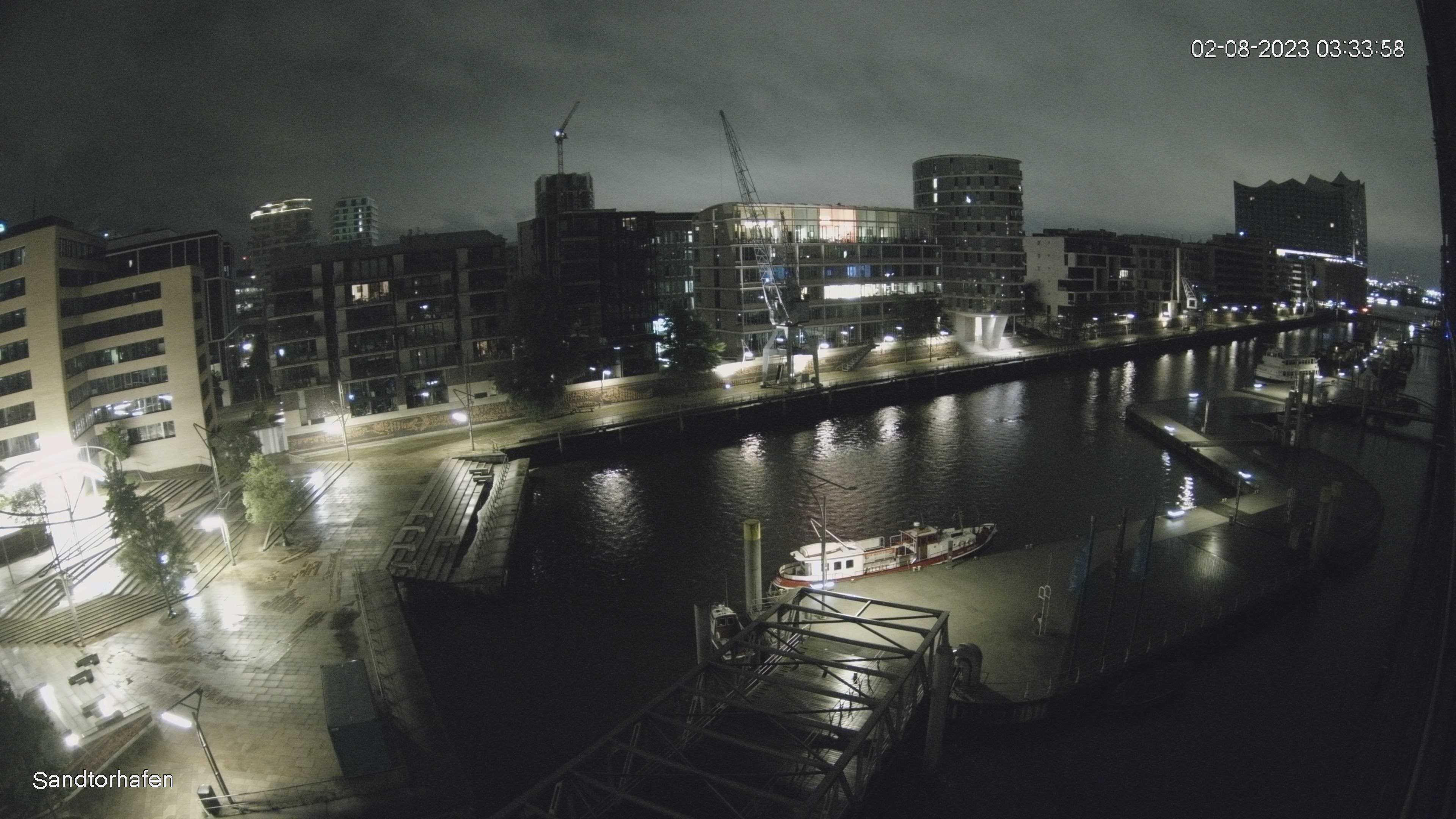 Hamburg Thu. 03:35