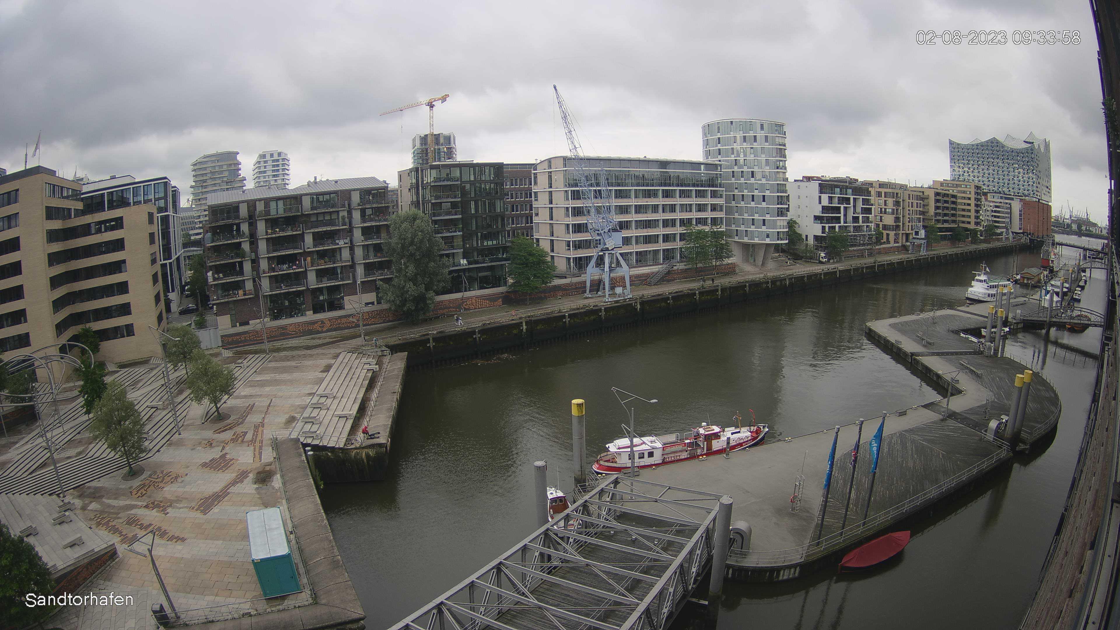 Hamburg Wed. 09:35