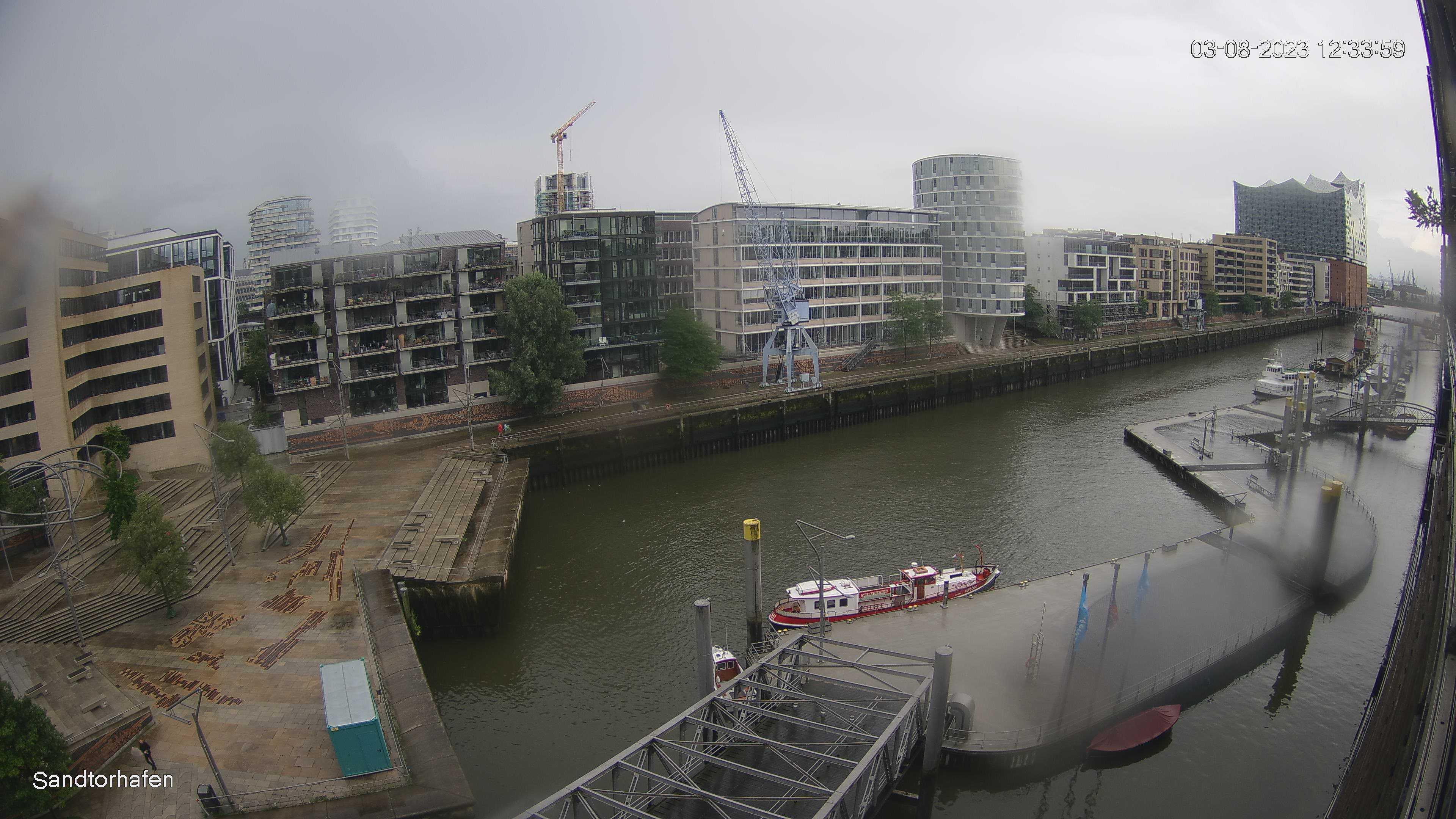 Hamburg Wed. 12:35