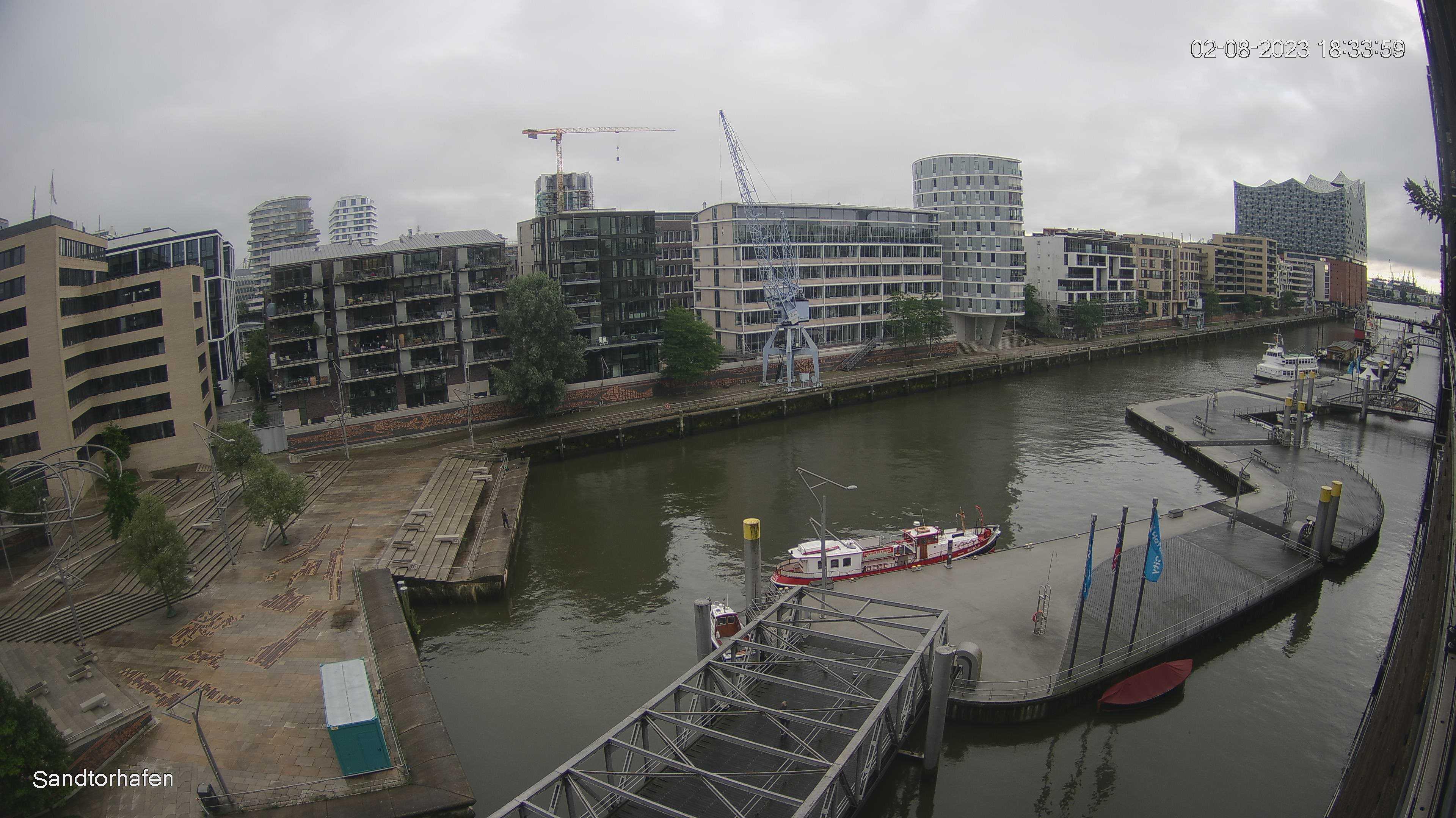 Hamburg Wed. 18:35