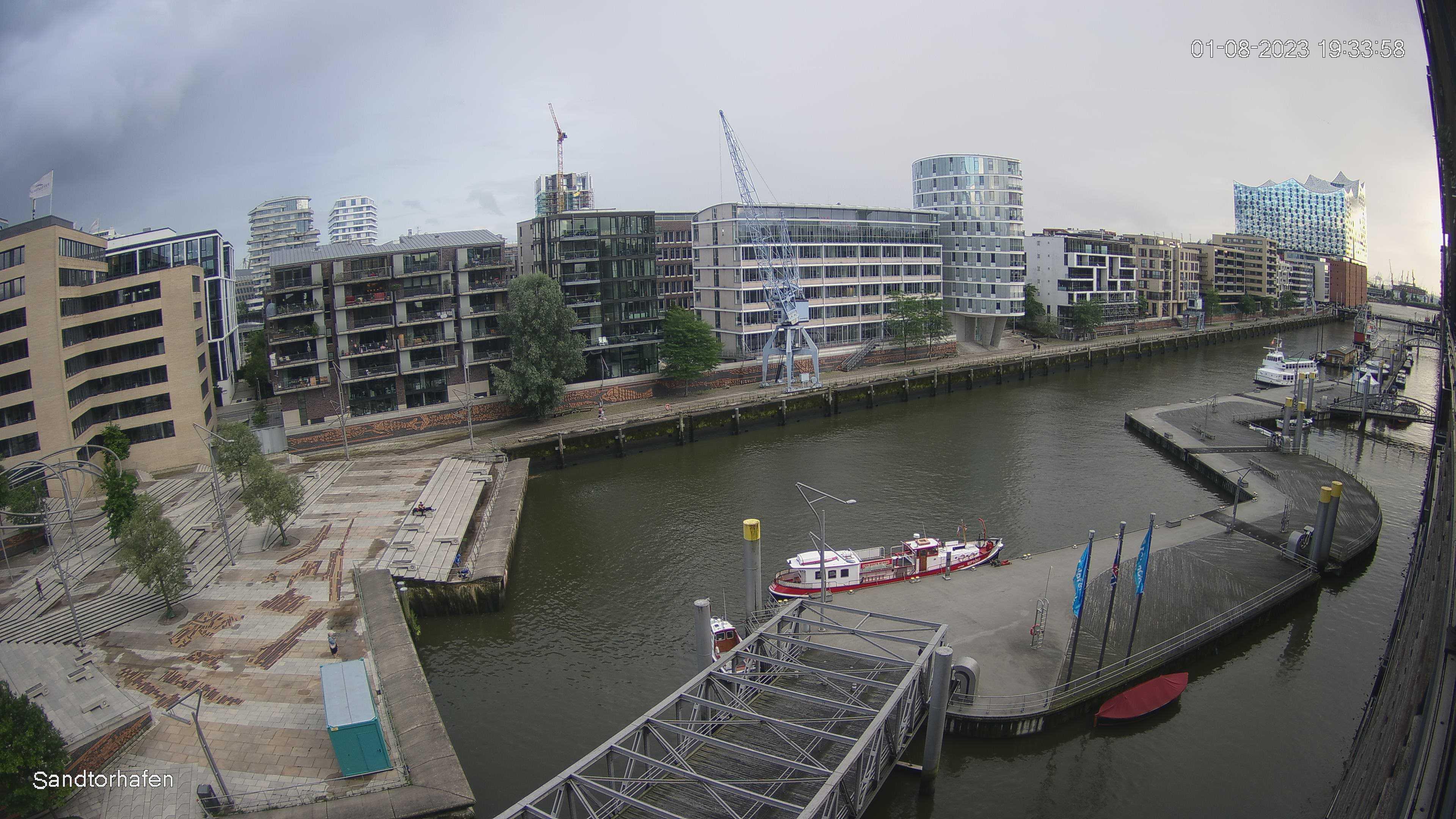 Hamburg Wed. 19:35