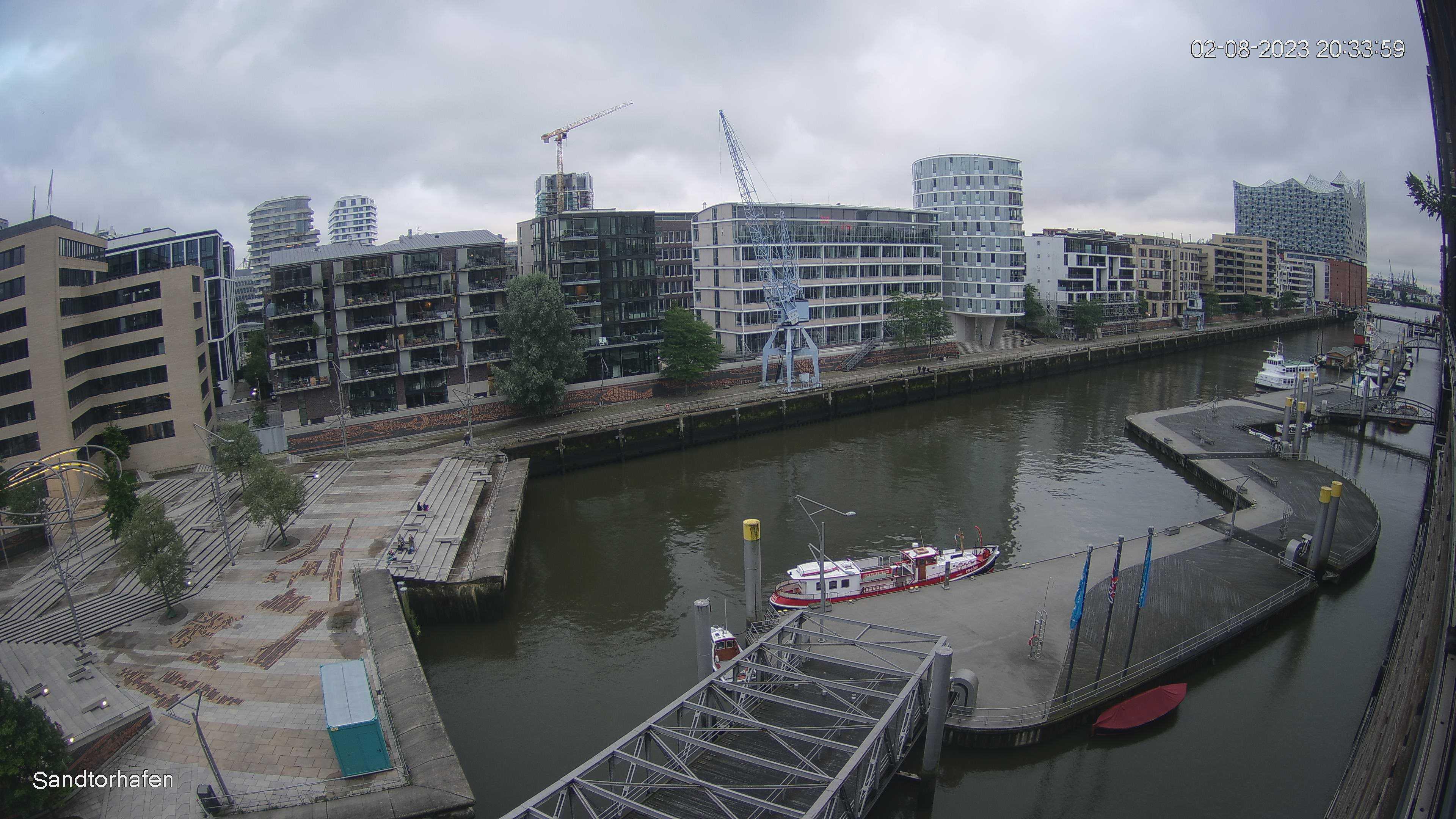 Hamburg Wed. 20:35