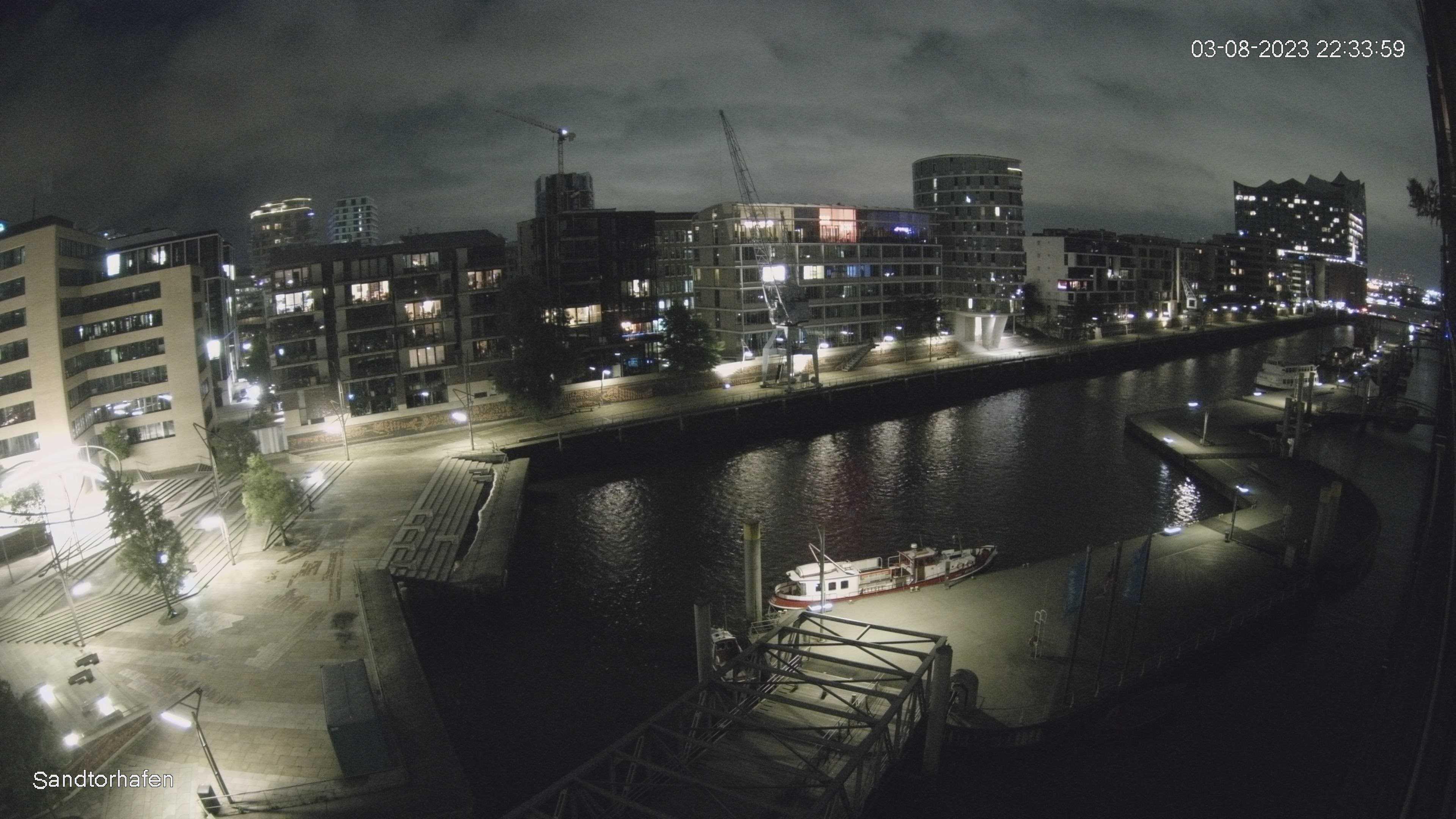 Hamburg Wed. 22:35