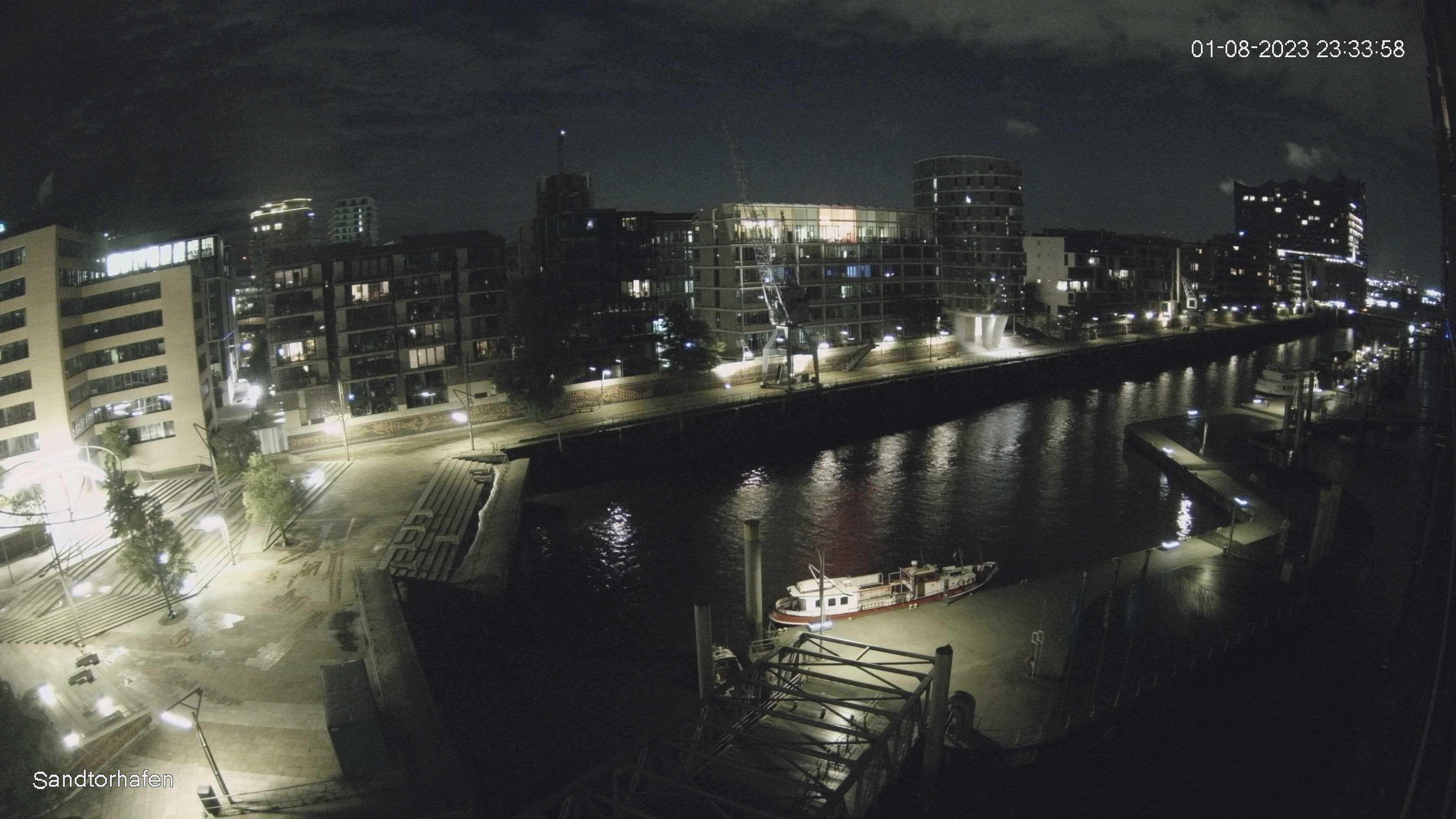 Hamburg Wed. 23:35