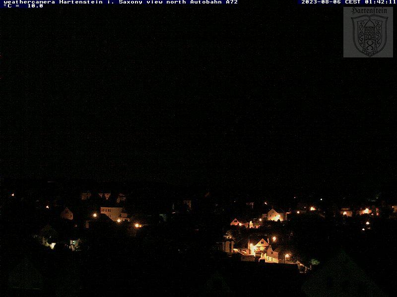 Hartenstein im Erzgebirge Wed. 01:54