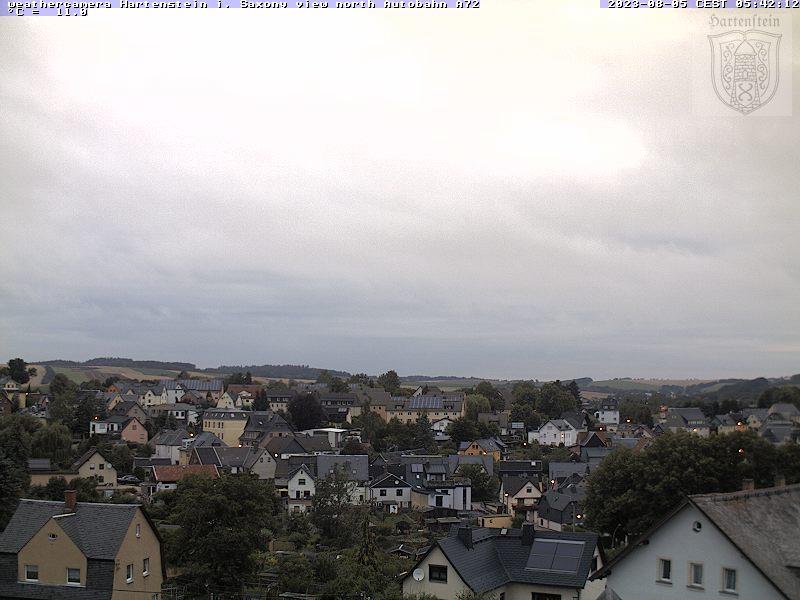 Hartenstein im Erzgebirge Wed. 05:54