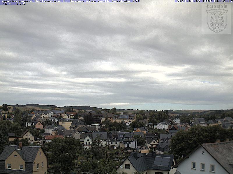 Hartenstein im Erzgebirge Tue. 08:54