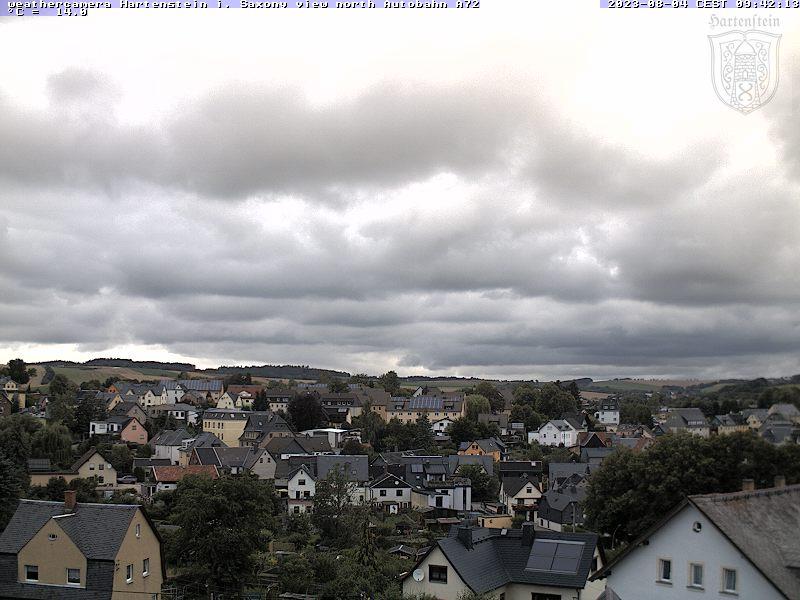 Hartenstein im Erzgebirge Tue. 09:54