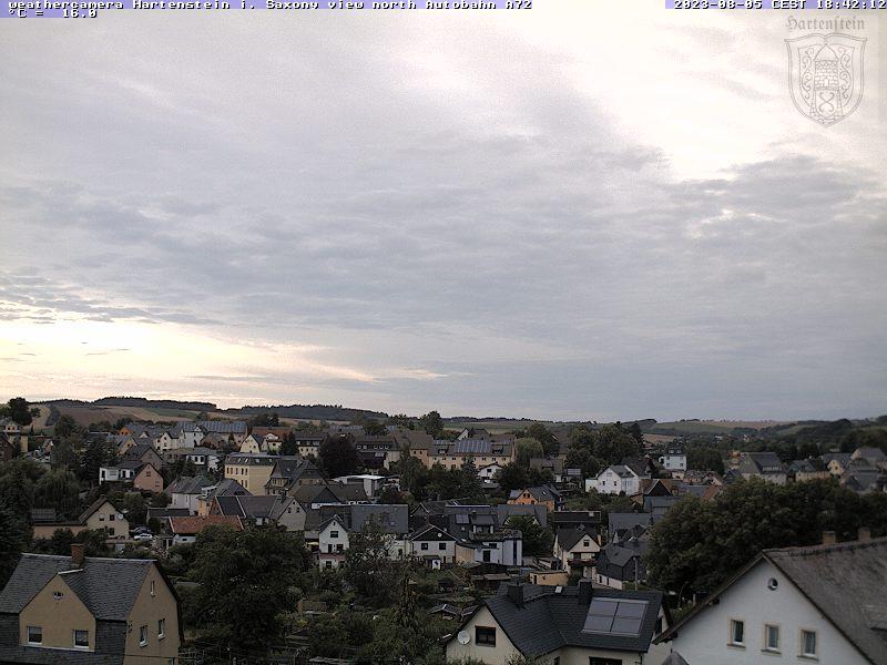 Hartenstein im Erzgebirge Tue. 18:54
