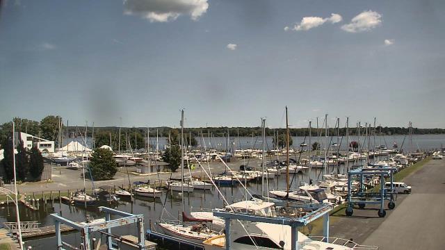 Webcam Havre De Grace, Maryland: Tidewater Marina