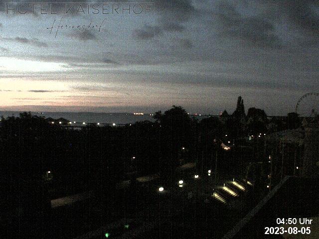 Heringsdorf (Usedom) Tue. 04:53