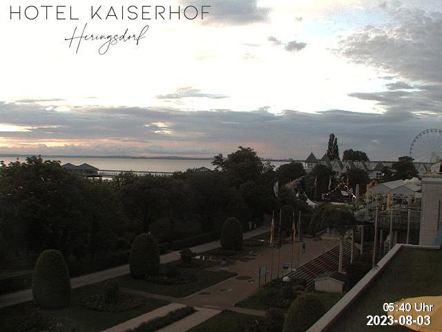 Heringsdorf (Usedom) Tue. 05:53