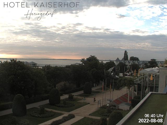 Heringsdorf (Usedom) So. 06:53