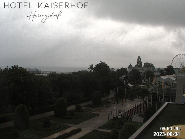 Heringsdorf (Usedom) Tue. 06:53