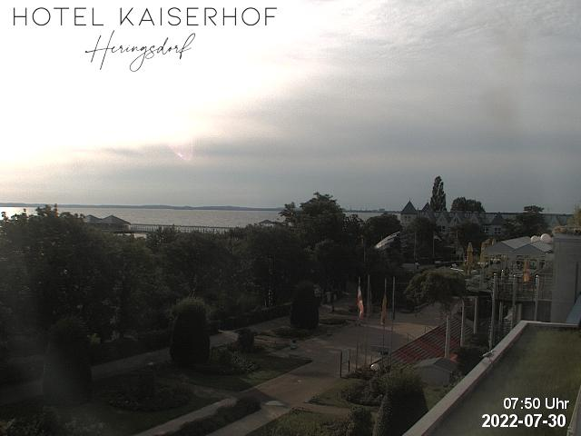 Heringsdorf (Usedom) So. 07:53