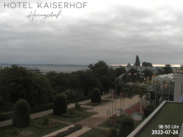 Heringsdorf (Usedom) So. 08:53