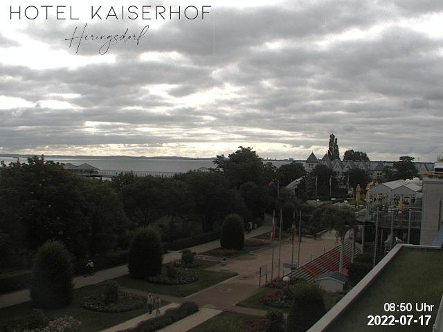 Heringsdorf (Usedom) Mon. 08:53
