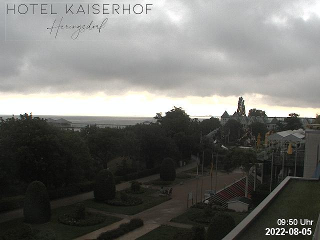 Heringsdorf (Usedom) So. 09:53