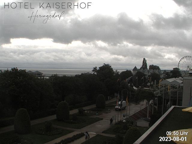 Webcam Heringsdorf