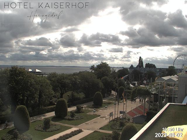 Heringsdorf (Usedom) Mon. 10:53
