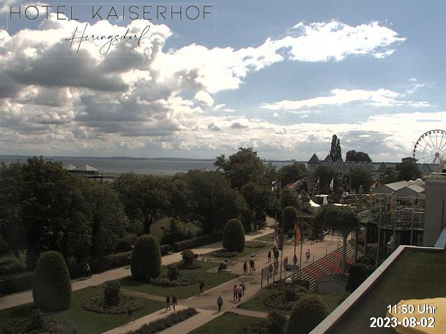 Heringsdorf (Usedom) Mon. 11:53