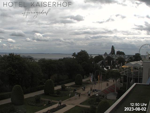 Heringsdorf (Usedom) Mon. 12:53