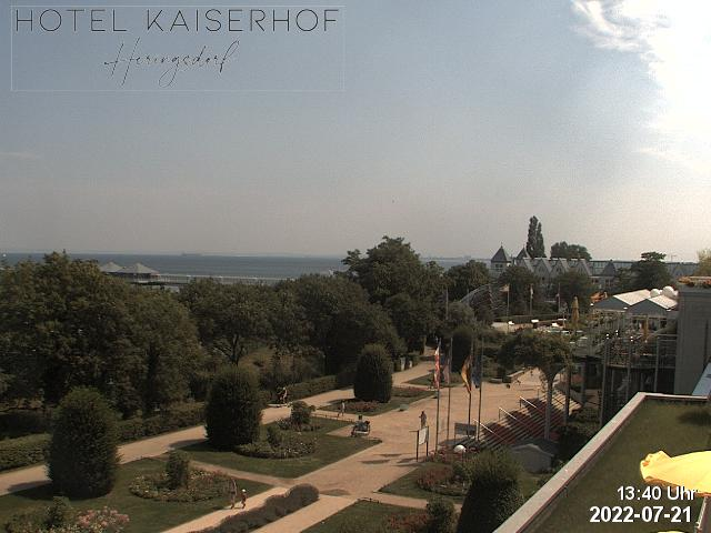 Heringsdorf (Usedom) Mon. 13:53