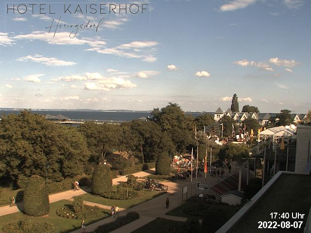 Heringsdorf (Usedom) So. 17:53