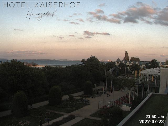 Heringsdorf (Usedom) So. 20:53