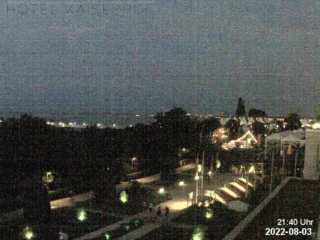 Heringsdorf (Usedom) So. 21:53