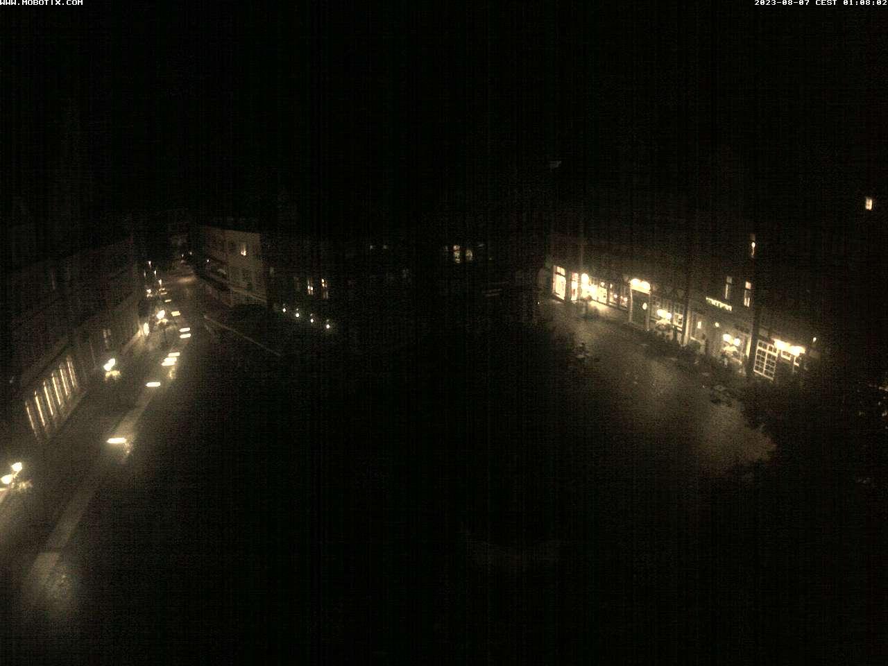 Hildesheim Wed. 01:10