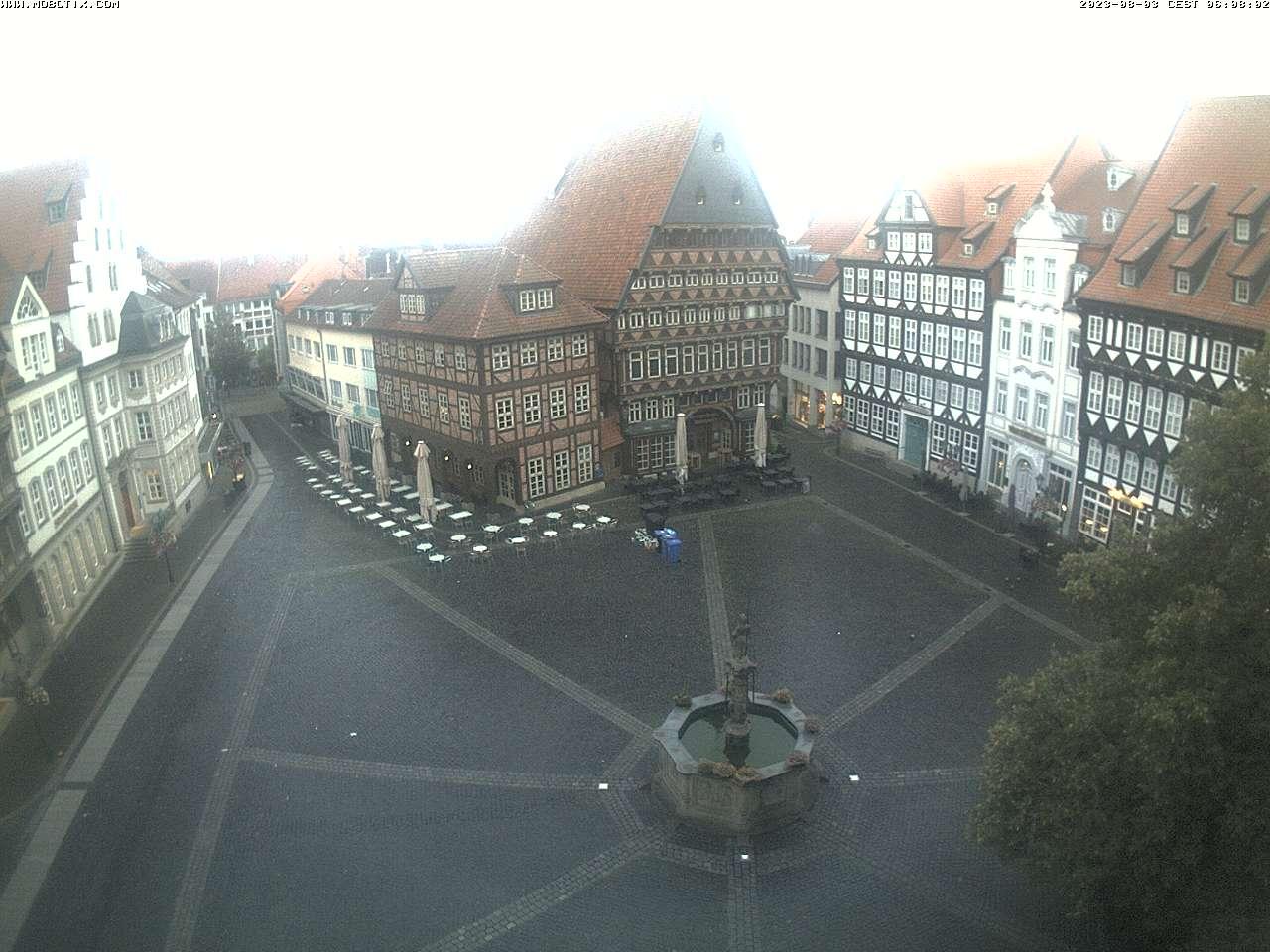 Hildesheim Tue. 06:10