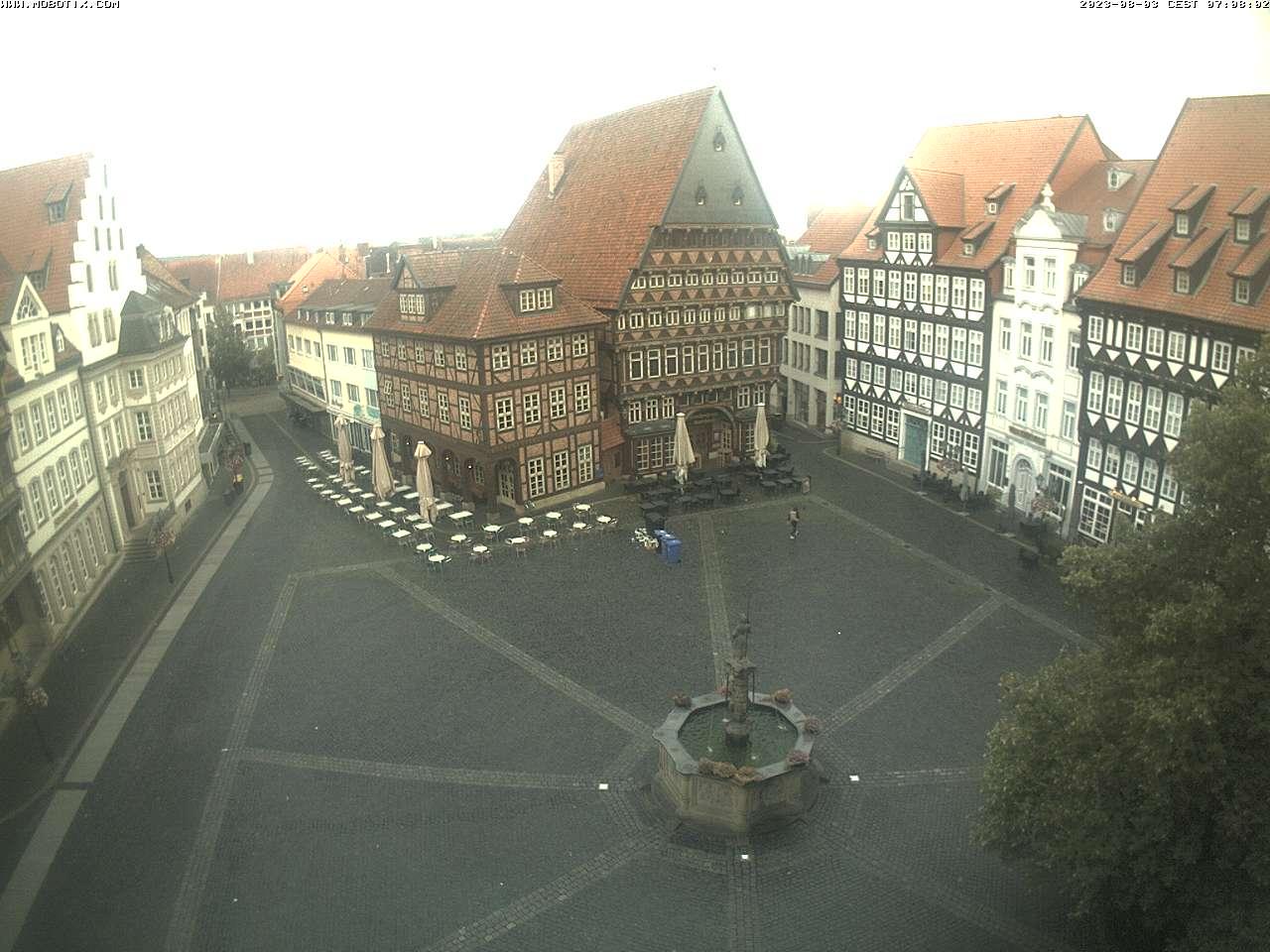 Hildesheim Tue. 07:09