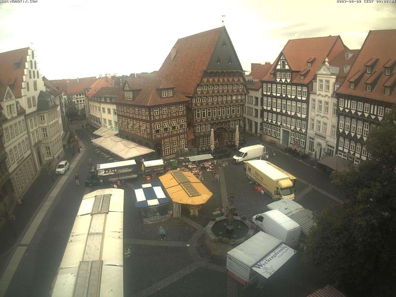 Hildesheim Tue. 09:10