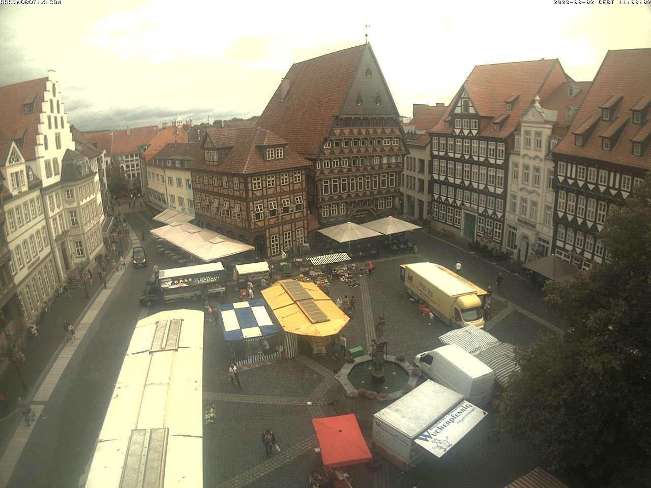 Hildesheim Tue. 11:10