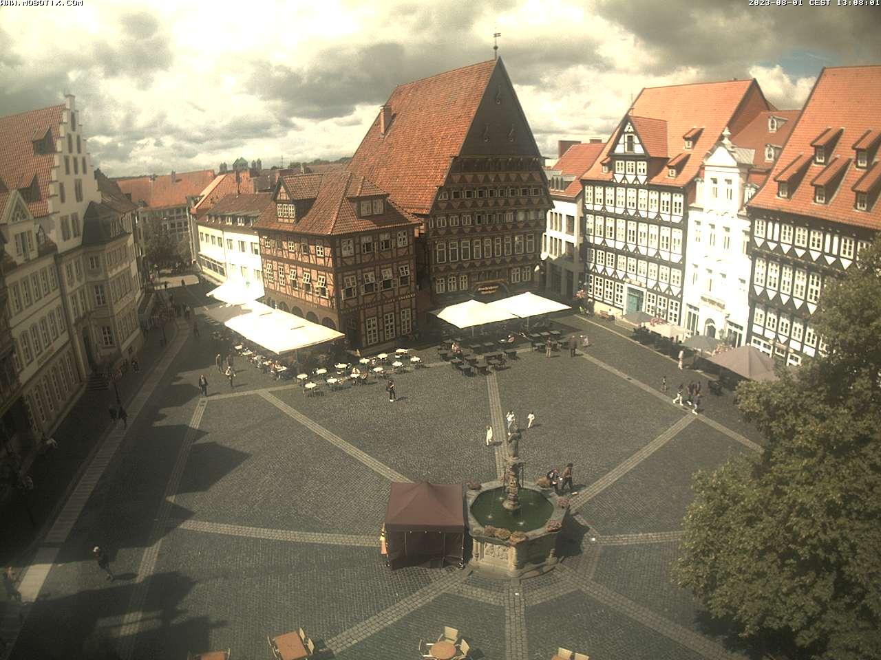 Hildesheim Tue. 13:10