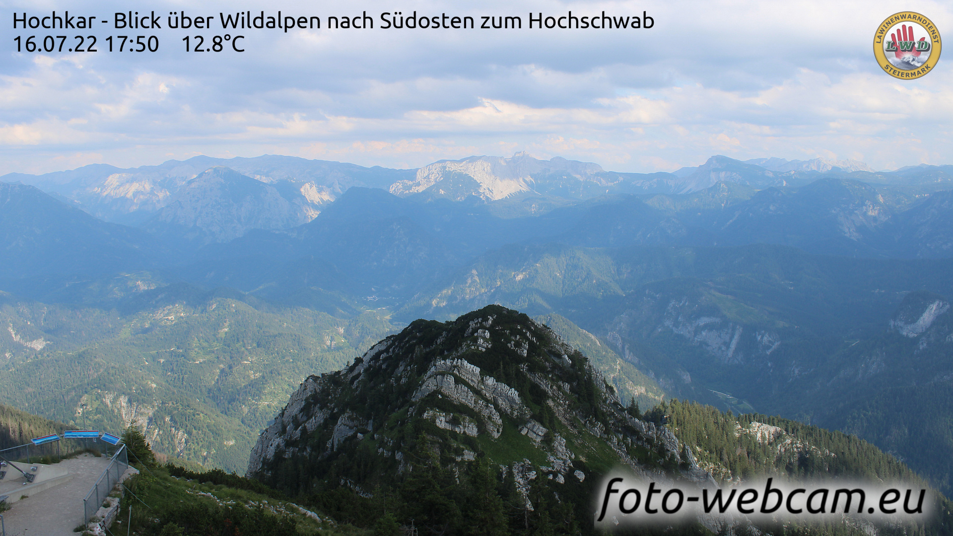 Hochkar Webcam