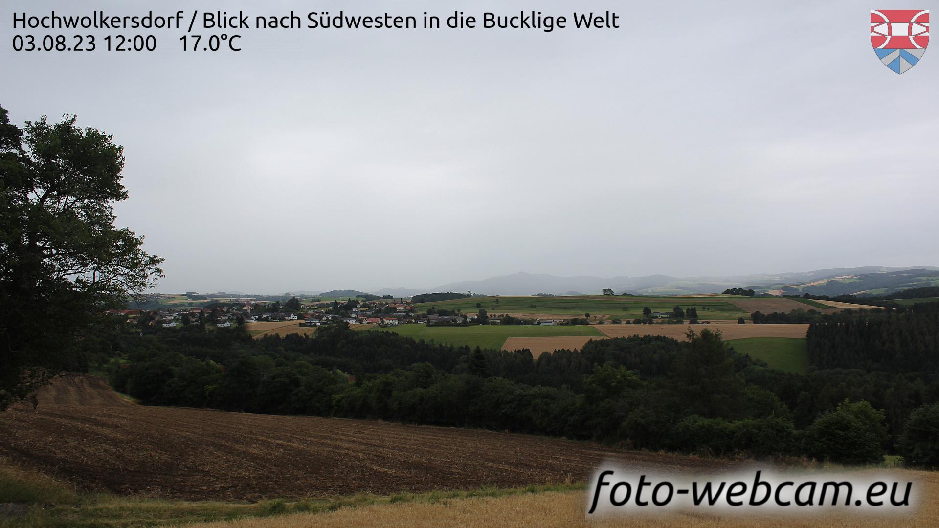 Hochwolkersdorf Wed. 12:09