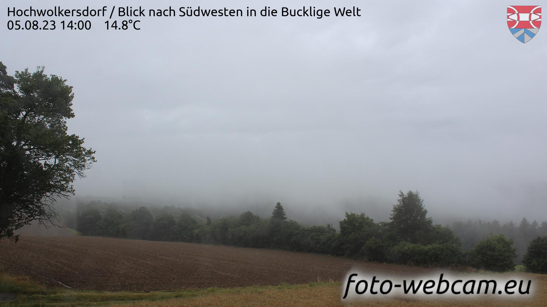 Hochwolkersdorf Tue. 14:09