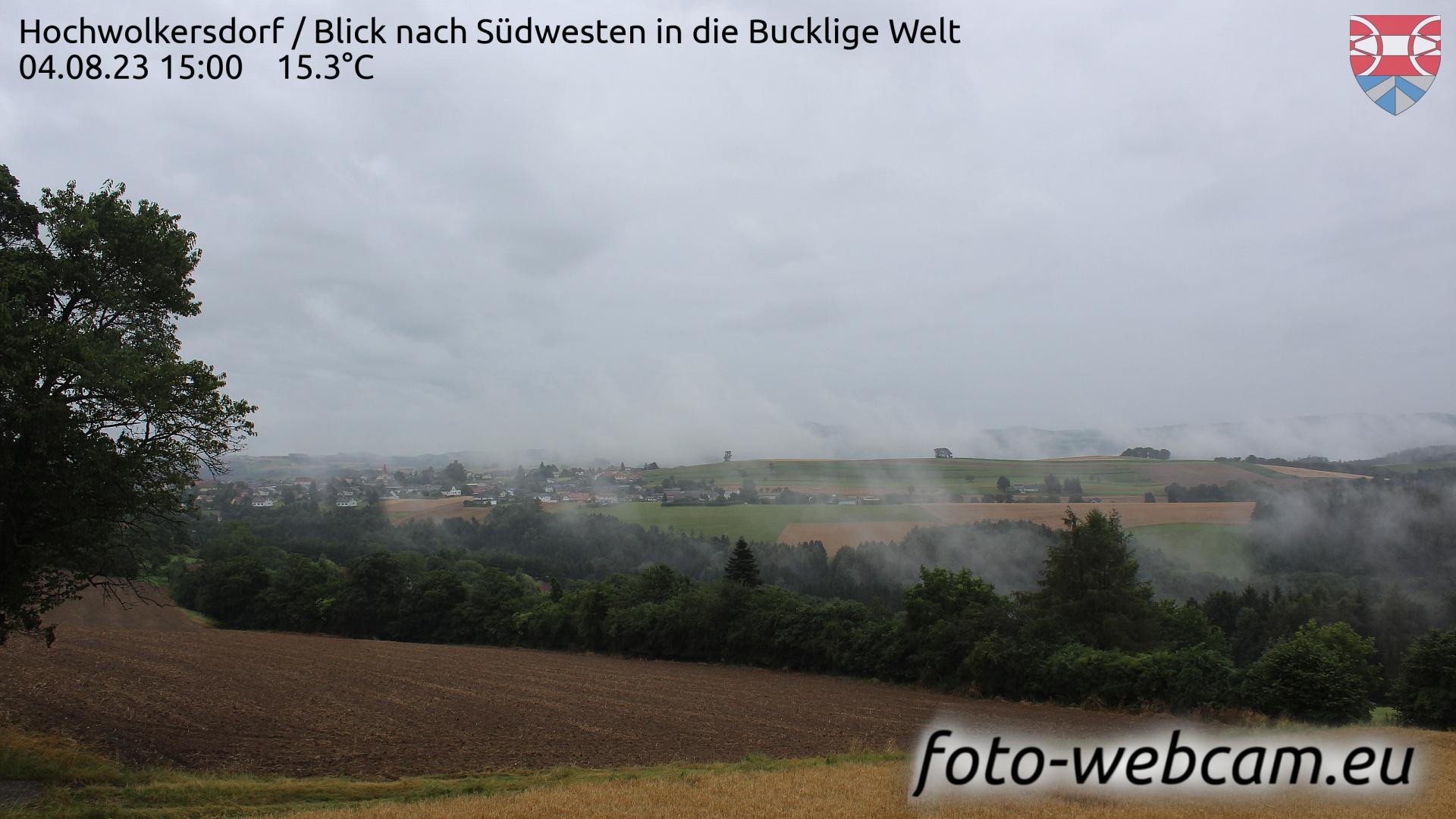 Hochwolkersdorf Tue. 15:09